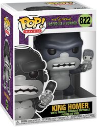 Treehouse Of Horror - King Homer Vinyl Figure 822