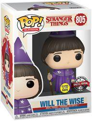 Will The Wise (Glow In The Dark) Vinyl Figure 805