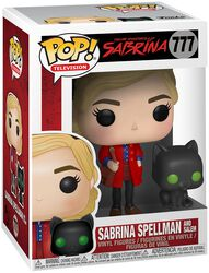 Sabrina Spellman and Salem Vinyl FIgure 777