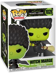 Witch Marge Vinyl Figur 1028