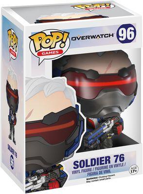 Soldier 76 Vinyl Figure 96