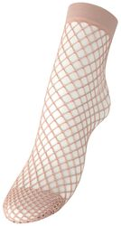 Extra Large Net Ankle Sock