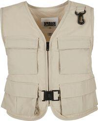 Ladies' Short Tactical Vest
