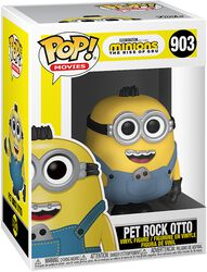 2 - Pet Rock Otto Vinyl Figure 903
