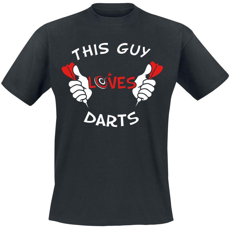 This Guy Loves Darts