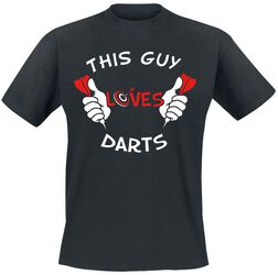 This Guy Loves Darts