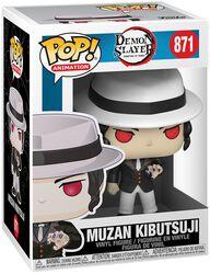 Muzan Kibutsuji Vinyl Figure 871