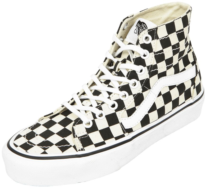 SK8-Hi Tapered Checkerboard