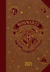 2021 A5 Dagbog - Hogwarts