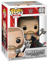 Triple H (Skull King) (chance for Chase) Vinyl Figure 52