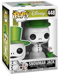 Snowman Jack Vinyl Figure 448