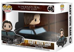 Baby with Sam (chance for Chase) Vinyl Figure 46