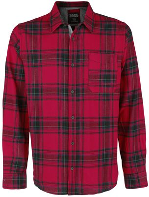 Mens Flanell Check Shirt