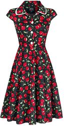 Cherry Red Vintage Dress