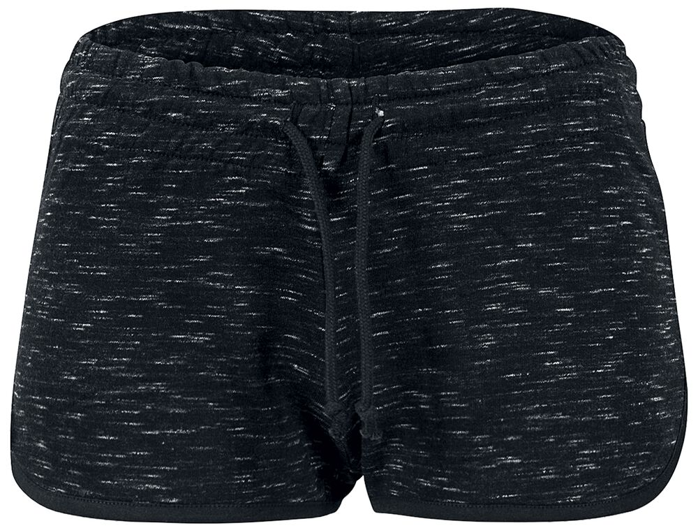 Ladies Space Dye Hotpants