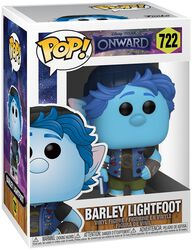 Barley Lightfoot Vinyl Figure 722