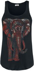 Tribal Elephant Vest