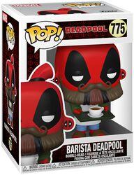 30-års jubilæum - Barista Deadpool Vinyl Figur 775