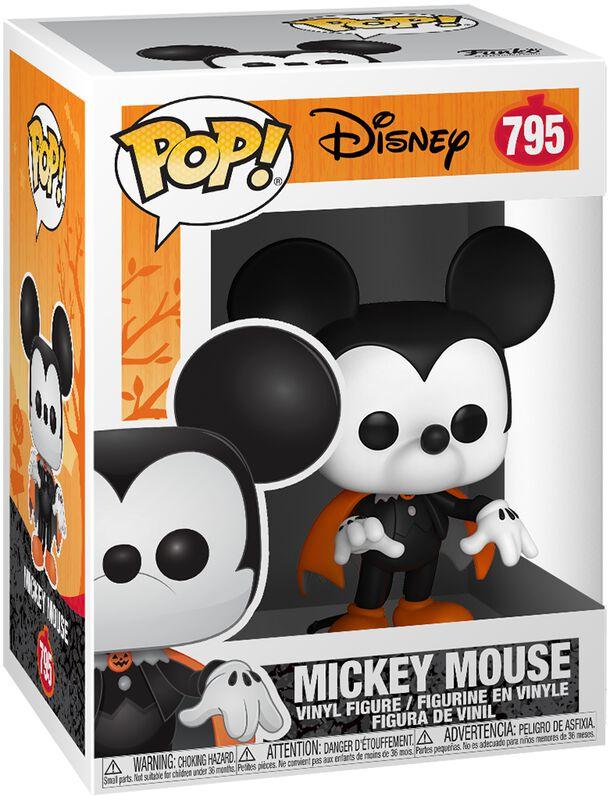 Mickey Mouse (Halloween) Vinyl Figure 795