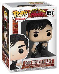 Little Shop of Horrors Orin Scivello D.D.S Vinyl Figure 657