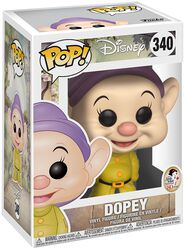 Dopey (Chase mulig) Vinyl Figure 340