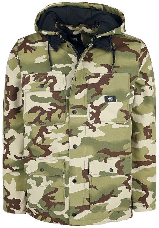 Drill Chore Coat MTE Camo