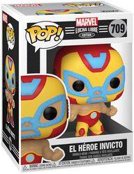 El Héroe Invicto - Marvel Luchadores - Vinyl Figure 709