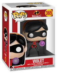 2  Violet (chance for Chase) Vinyl Figure 365