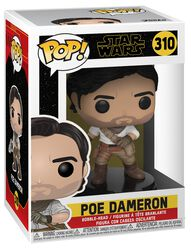 Episode 9 - The Rise of Skywalker - Poe Dameron Vinyl Figure 310