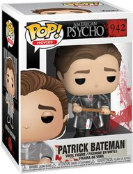 American Psycho Patrick Bateman (chance for Chase) Vinyl Figure 942