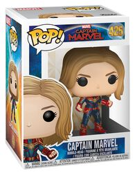 Captain Marvel (chance for Chase) Vinyl Figure 425