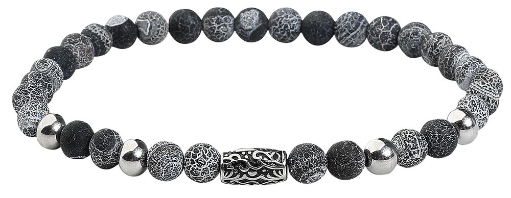 Small Grayscale armbånd