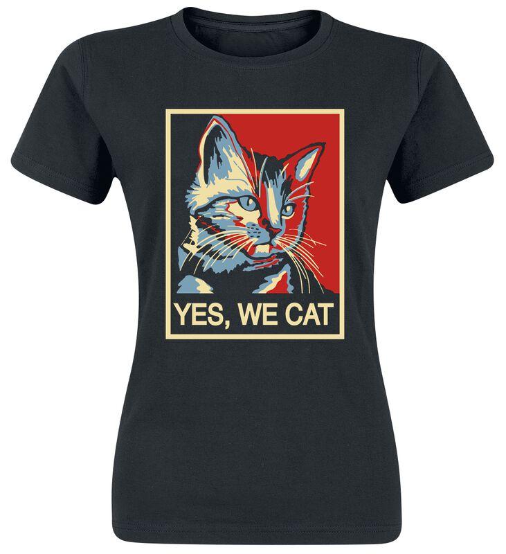 Yes, We Cat