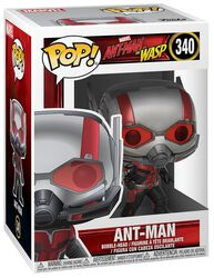 Ant-Man and The Wasp - Ant-Man Vinyl Figure 340 (Chase mulig)