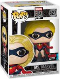 NYCC 2019  - Ms. Marvel (Funko Shop Europe) Vinyl Figure 527