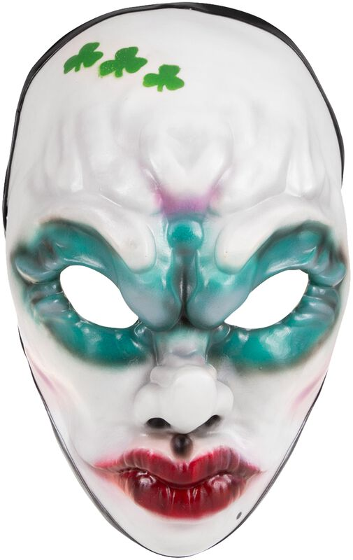 Payday 2 - Clover Maske