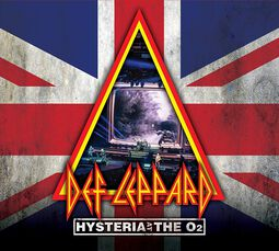 Hysteria at the O2 - Live