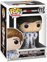 Howard Wolowitz in Space Suit Vinyl Figure 777