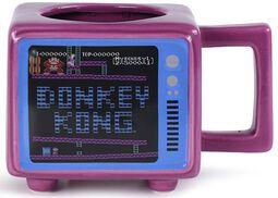 Donkey Kong - motivskiftende