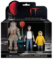 Sæt 1 - Pennywise, Bill and Georgie