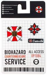Pin Badge Sæt