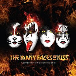 The Many Faces Of Kiss