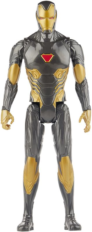 Titan Hero Serie Blast Gear Deluxe - Iron Man Gold