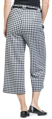 Plaid Cherries Culottes
