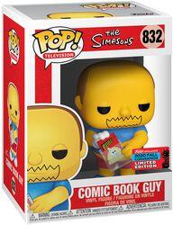 NYCC 2020 - Comic Book Guy Vinyl Figure 832