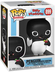 Billy Madison Penguin with Cocktail Vinyl Figure 899