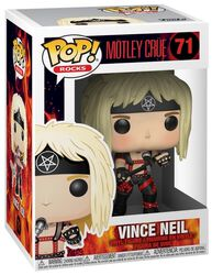 Vince Neil Rocks Vinyl Figure 71