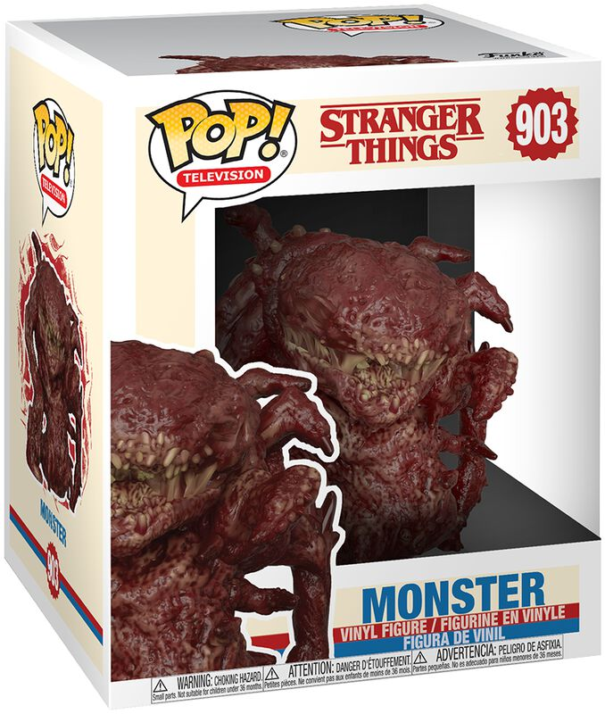 Season 3 - Monster (Oversize Figure) Vinyl Figure 903
