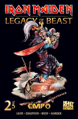 Legacy of the Beast #2