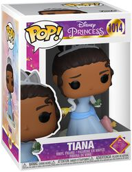 Ultimate Princess - Tiana Vinyl Figur 1014